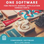 One Tool for Private School Application Consultants is CRM Software