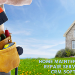 Home Maintenance and Repair Services Use CRM Software